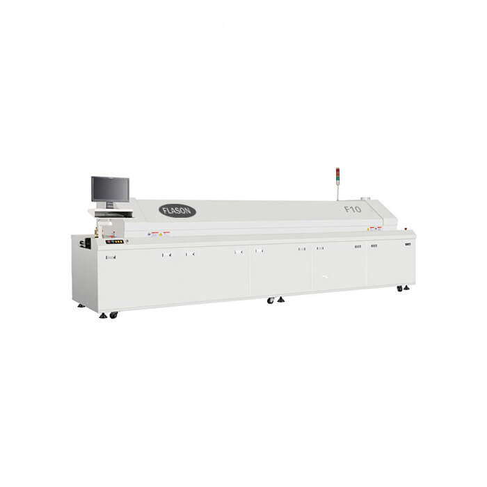 Shenzhen SMT Reflow oven for LED strip PCB making
