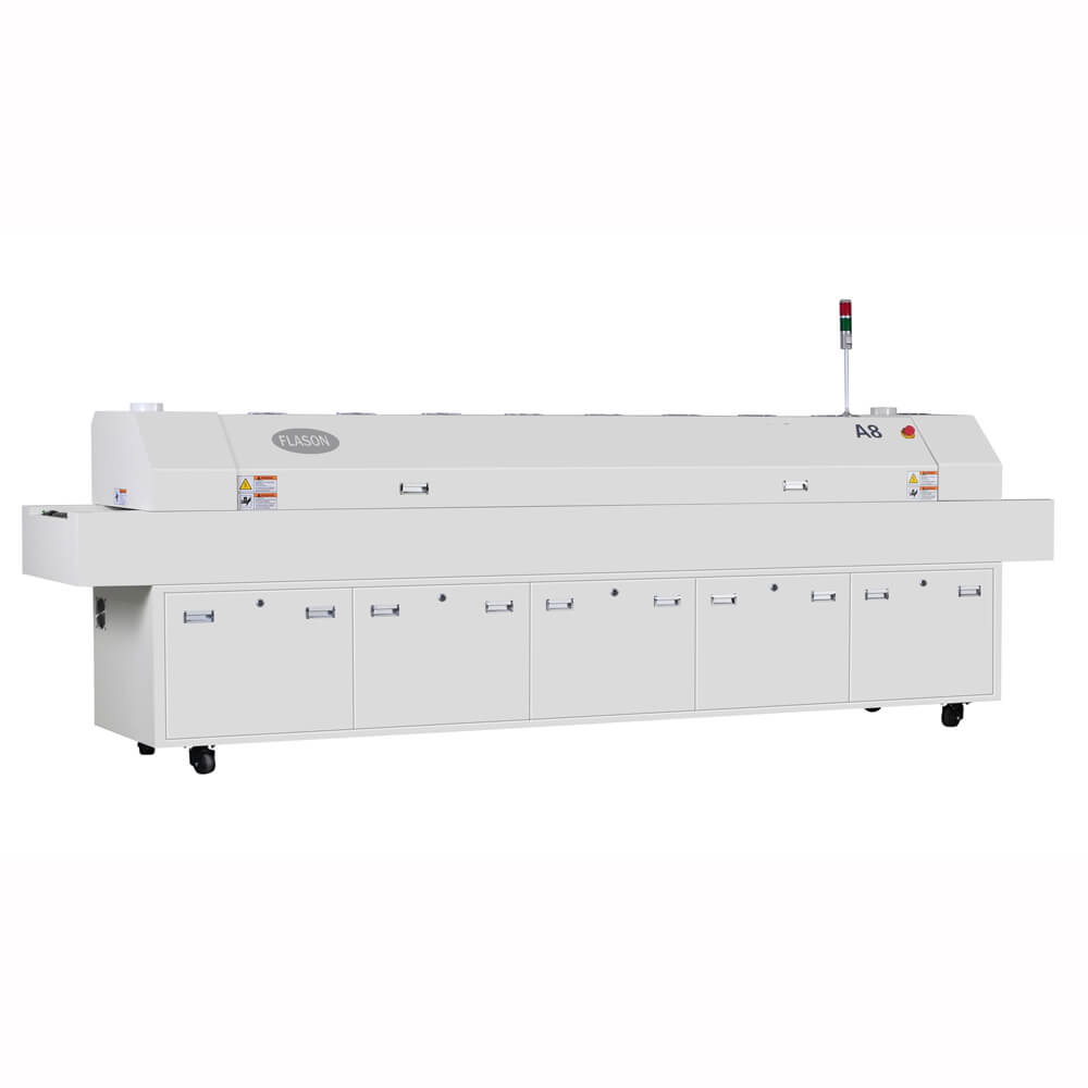 LED Reflow Oven A8