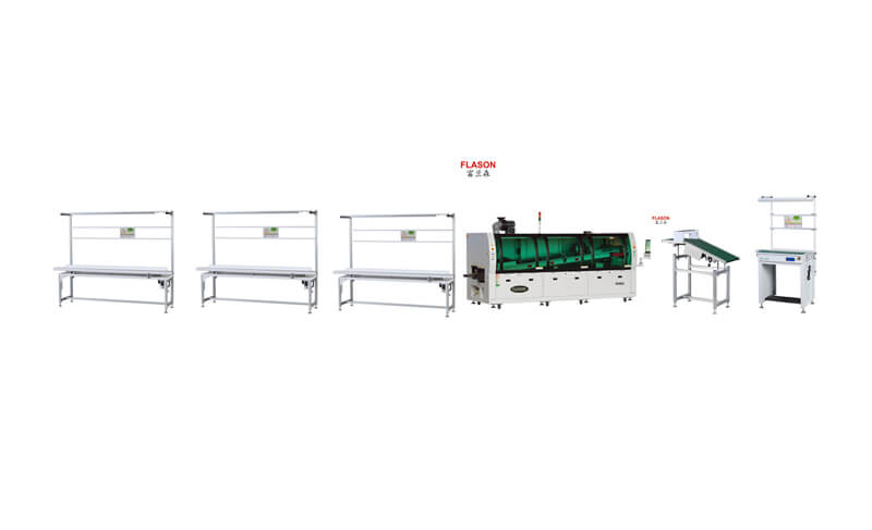 High Capacity DIP Production Line