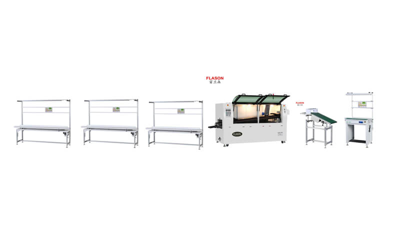 Middle Capacity DIP production line